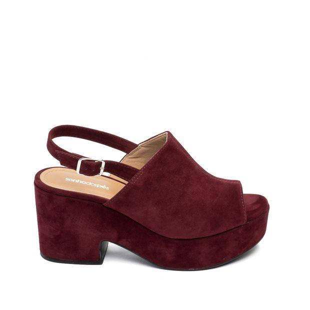 a4c07bd417 Sapatos - Plataforma 157 34 Salto Médio – sonhodospes
