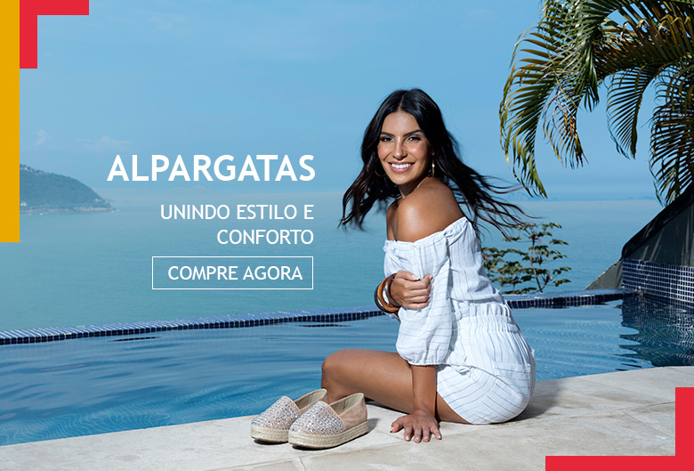 Banner Meio - alpargatas