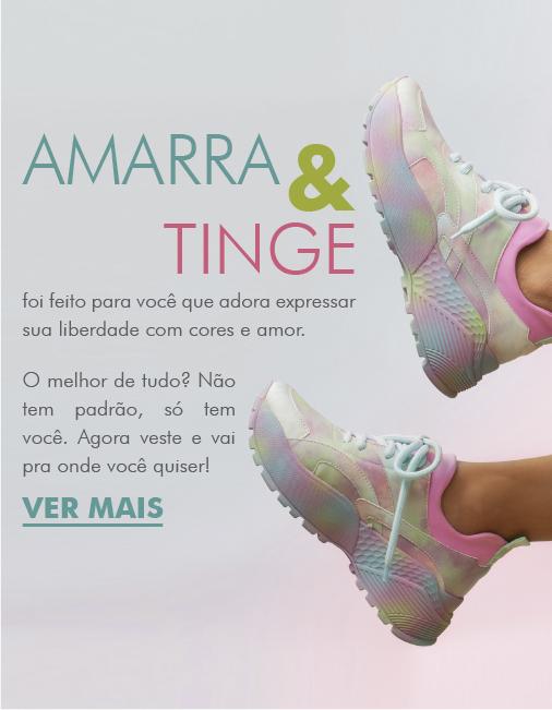 Banner TV Mobile: amarra & tinge