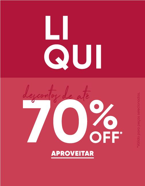 Banner: Liqui 70%