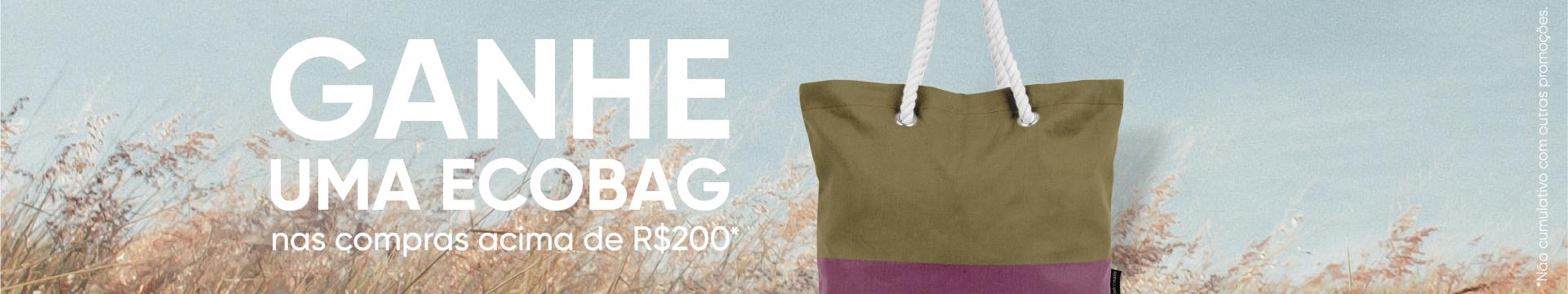 banner: ganhe uma ecobag